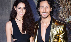 Disha Patani and Tiger Shroff grace Manish Malhotra's 50th birthday bash hosted by Karan Johar - Pictures