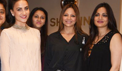 Elli Avram, Alvira Khan and Deanne Pandey grace 'Shirrin Fashion Store's launch - Pictures