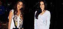 Elli Evram and Kiara Advani snapped at the airport
