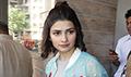 Emraan Hashmi & Prachi Desai snapped at Azhar promotions?