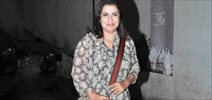 Farah Khan snapped at Dharma Productions' last day in current office get-together