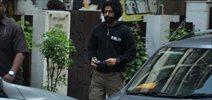 Farhan Akhtar Snapped At Adhuna Akhtar's Salon B'blunt