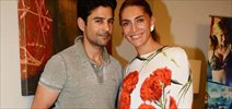 Fever media meet with Rajeev and Caterina Murino