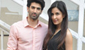 Aditya And Katrina At Fitoor Promotions