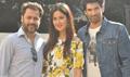 Aditya, Katrina And Abhishek Kapoor Promote Fitoor