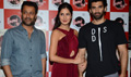 Aditya, Katrina And Abhishek Kapoor Promote Fitoor On Radio