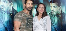 John, Sonakshi grace the first look launch of Force 2