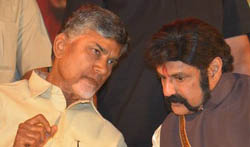 Gautamiputra Satakarni Audio Function - Pictures