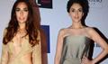 Aditi Rao Hydari & Monica Dogra at 'Grazia Cover Girl Hunt'