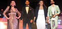 Sonakshi Sinha, Sooraj Pancholi, Neil Nitin Mukesh and Urvashi Rautela grace the HTC Tech Fashion Tour