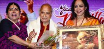 Hema Malini graces the Yaad-e-Bismillah concert