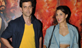 Hrithik and Jacqueline grace Mirzya Screening