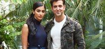 Hrithik Roshan & Pooja Hegde promote 'Mohenjo Daro' in Delhi