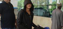 Huma Qureshi Snapped at Domestic Airport