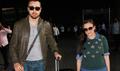 Imran Khan and Avantika Malik Khan snapped at the airport