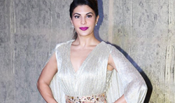 Jacqueline Fernandez grace Manish Malhotra's 50th birthday bash hosted by Karan Johar - Pictures