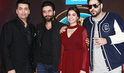 Karan Johar, Badshah and other grace the launch of Dil Hai Hindustani - Pictures