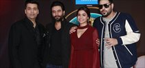Karan Johar, Badshah and other grace the launch of Dil Hai Hindustani