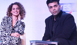 Kangna Ranaut, Karan Johar and others at Times Litfest event - Pictures