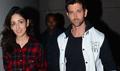 Hrithik Roshan & Yami Gautam snapped promoting 'Kaabil'
