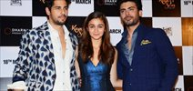 First Look Launch of Kapoor & Sons