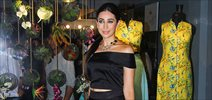 Karisma Kapoor graces Amy Billamoria new collection launch