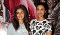 Sonam Kapoor, Alia Bhatt & Parineeti Chopra at the screening Ki & Ka
