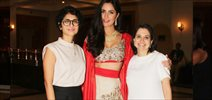 Katrina Kaif, Kiran Rao and Anupama Chopra grace the MAMI 18th Mumbai Film Festival 2016 bash
