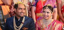 Director Krish Marriage Photos