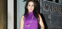 Krishika Lulla Snapped At Manish Malhotra Store