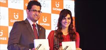 Kriti Sanon unveils the all new Gionee phone