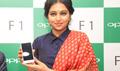 Actress Lakshmi Menon Launches Selfie Expert OPPO F1