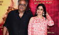Sridevi, Boney Kapoor and other celebs attend the premiere of Mughal-E-Azam, a musical play