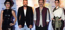 Sanjay Dutt, Sonam Kapoor & Rajkumar Hirani grace the MAMI 18th Mumbai Film Festival 2016 closing night
