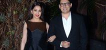 Madhuri Dixit grace Manish Malhotra's 50th birthday bash hosted by Karan Johar
