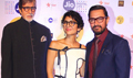 Amitabh Bachchan, Aamir Khan and many more attend the '18th MAMI Mumbai Film Festival'
