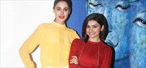 Nargis Fakhri and Prachi Desai promote Azhar