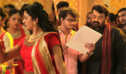 Oppam song shooting Spot - Pictures