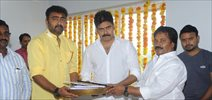 Pawan Kalyan New Film Launch