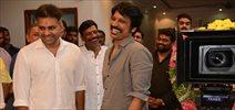 Pawan Kalyan new film launch Photos