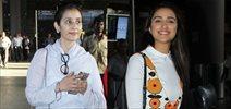 Parineeti Chopra, Manisha Koirala and others snapped at Airport