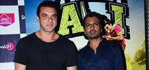 Arbaaz Khan and Nawazuddin Siddiqui promote 'Freaky Ali'