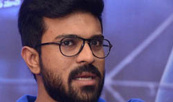 Ram Charan Interview for Dhruva - Pictures