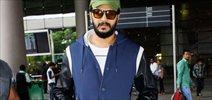 Ritesh Deshmukh & Shamita Shetty snapped at the airport