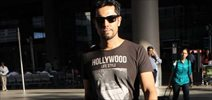 Randeep Hooda snapped at airport