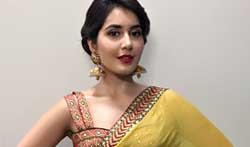 Rashi Khanna Traditional Stills - Pictures