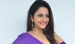 Rakul Preet Singh Dhruva Interview - Pictures