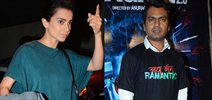 Kangana, Nawazuddin and others at Special screening of 'Raman Raghav 2.0'