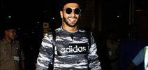Ranveer Singh arrives back in style from Paris Befikre Schedule