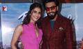Ranveer Singh & Vaani Kapoor promote 'Befikre' with Paris Lido dancers
